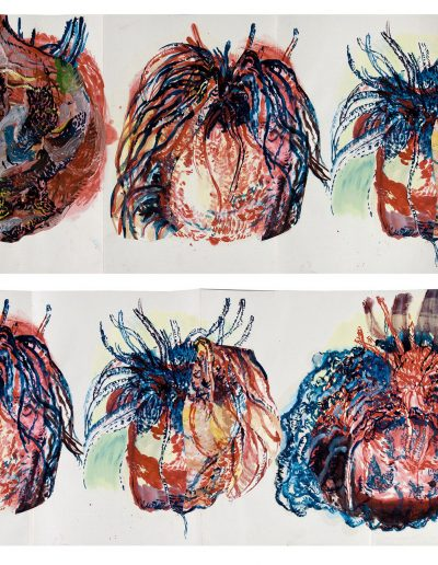 Folding book n°16, 2011-2012