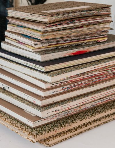 Folding books, 2009/2014