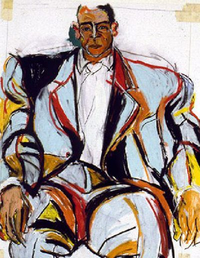 Mister Anne, Hermès collection, 1990