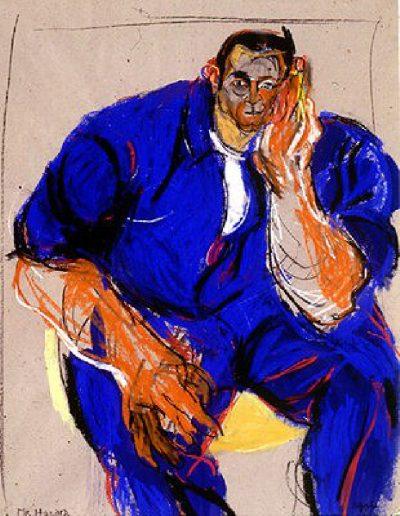 Monsieur Hazard, 1990
