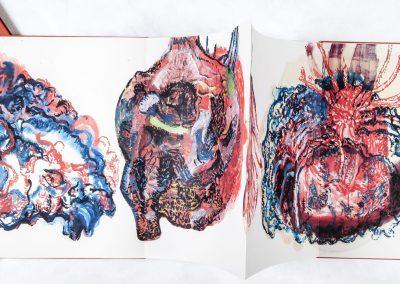 « Coloured plates », 2018