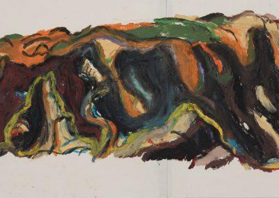 Montagne grecque, 1999