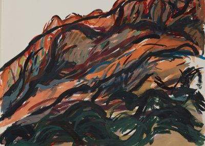 Montagne grecque, 2000